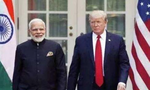 印度加速向美国靠拢,背后动机为何?