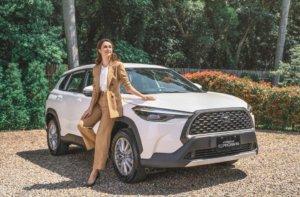Cross抓住女性购车需求推升10月TOYOTA销售量