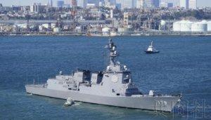 日本政府拟新造两艘宙斯盾舰