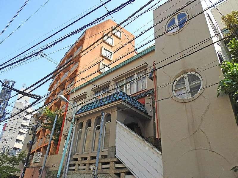 渋谷再開発で取り壊された築80年の貴重なレトロモダンな木造アパート「ジュネス順心」 シブヤ経済新聞から引用