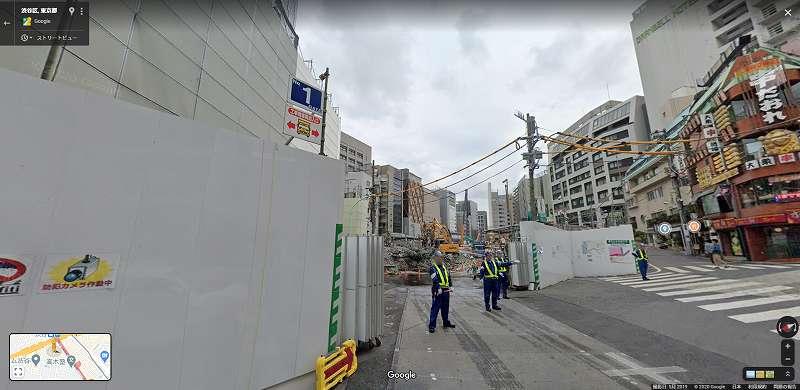 Google ストリートビューから引用