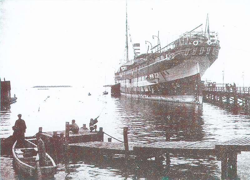 かつて芝浦の海上に浮かんでいたロセッタホテル【連載:アキラの着目】