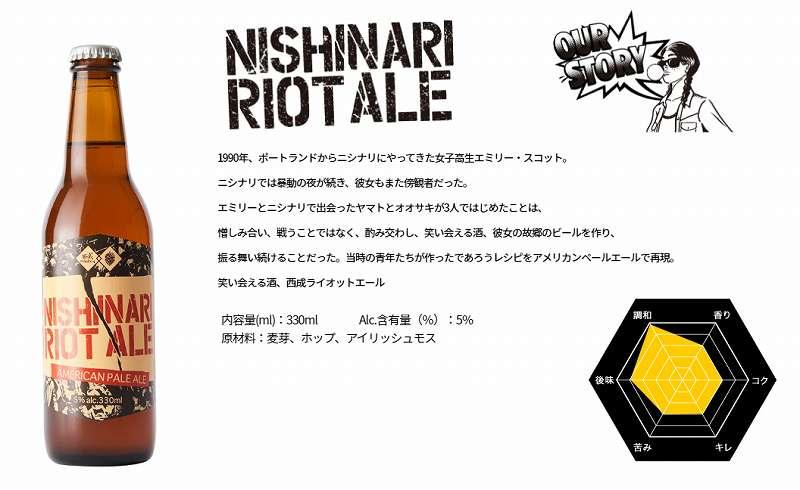 大阪・西成の気質を受け継いだビール「西成ライオットエール」【連載:アキラの着目】
