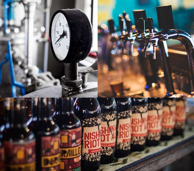 大阪市西成区にあるクラフトビール工場のDerailleur Brew Works(ディレイラブリューワークス) Derailleur Brew Works(ディレイラブリューワークス)公式サイトから引用