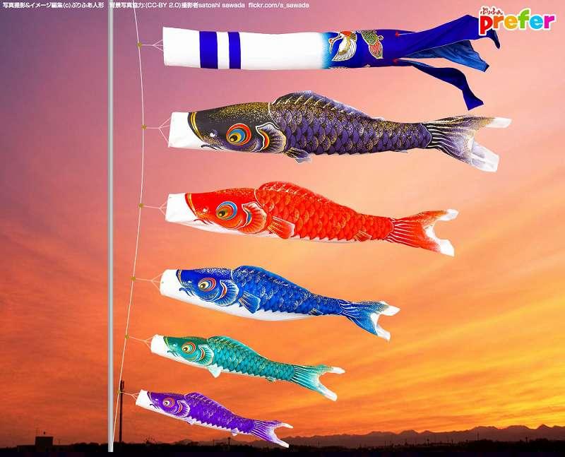 商品4,500種超え、様々な選び方が可能な「鯉のぼり専門店Prefer」【連載:アキラの着目】