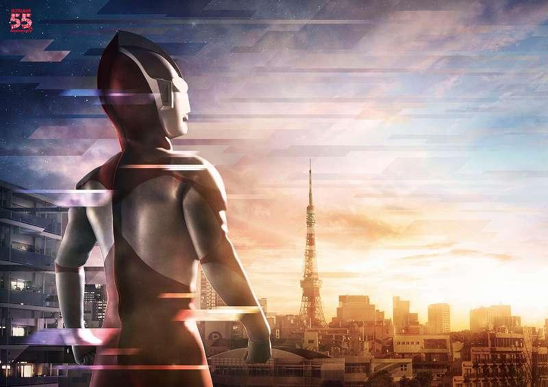 2021年「ウルトラマンシリーズ」放送開始55周年を記念し、55周年記念サイト開設【連載:アキラの着目】